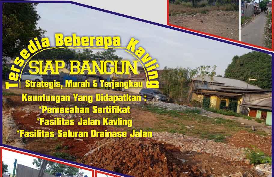 Dijual Kavling Murah KPK Syariah Sakinah Land Gunung Putri Bogor