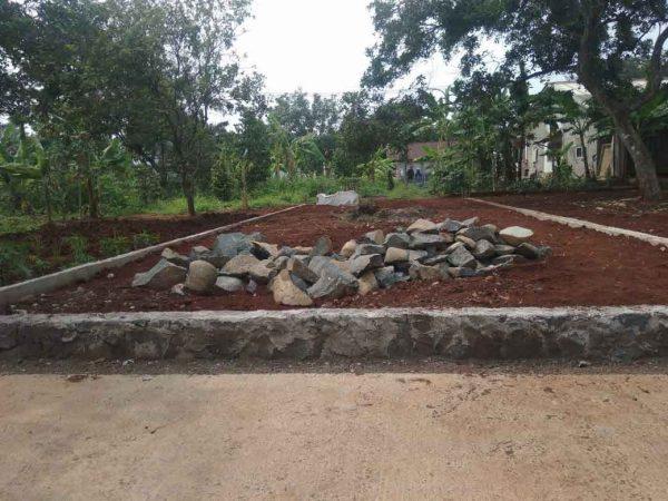 Kavling Tanah Norin Z Nong di Leuwinggung Tapos Kota Depok