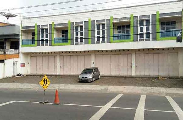 Strategis Ekonomis, Ruko Disewakan di Purwokerto Selatan