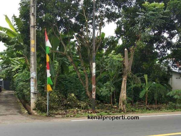 Dijual Tanah Premium Strategis Jalan Raya Purwokerto Barat