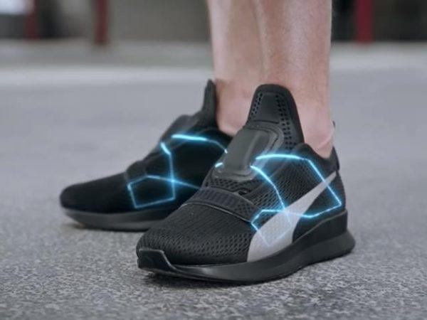 Puma Luncurkan Sneakers Pintar yang Bisa Mengikat Tali Sendiri