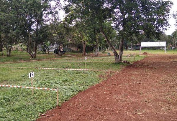 Dijual Tanah Kavling Perumahan Cileungsi Adreena Village Mekarsari Bogor KPR Syariah