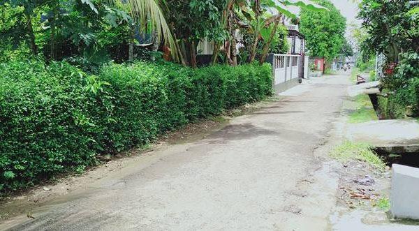 Dijual Tanah Rata Siap Bangun Luas 910 Meter Lokasi Strategis di Tambaksogra Sumbang Purwokerto